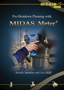 Customer saves over £1/3M as a result of a Valve Survey using MIDAS Meter