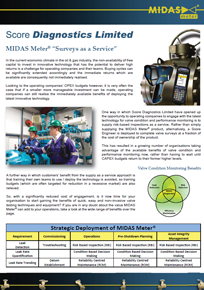 MIDAS® Surveys as a Service Flyer